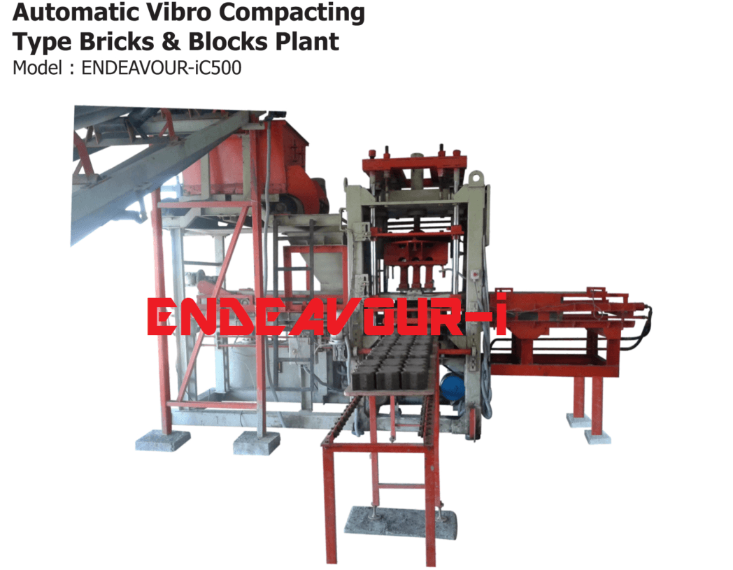Automatic Concrete Block Plant, Fully Automatic concrete block making machine, Cement block making machine, Fully Automatic block making machine, Concrete block machine.